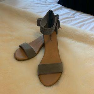 Pierre Dumas strappy heeled sandals